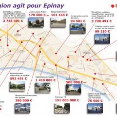 La Région Ile-de-France : financeure de notre ville