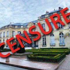 Censure du maire d'Epinay