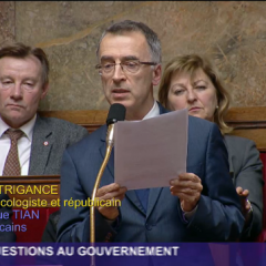 Ma question à la ministre du Travail