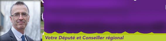 Yannick TRIGANCE, Député et Conseiller régional
