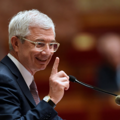 Hommage à la présidence de Claude Bartolone